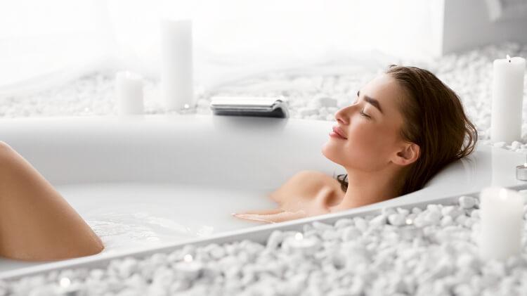 Ev Yapımı Köpük Banyosu Nasıl Hazırlanır?-2