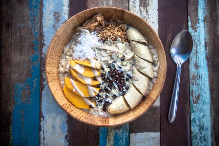 Enerjik Bir Sabah İçin 10 Yiyecek-2