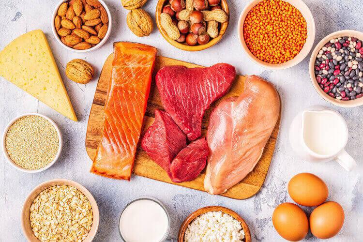 Daha Parlak Saçlar İçin Beslenme Önerileri-2
