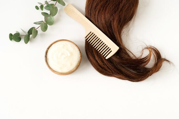 Donuk Saçı Parlatmanın 5 Yolu-1