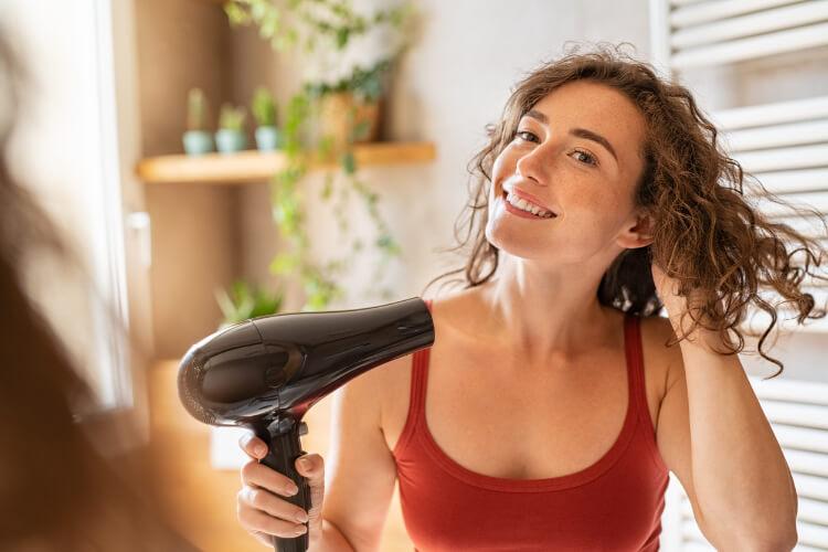 Donuk Saçı Parlatmanın 5 Yolu-3