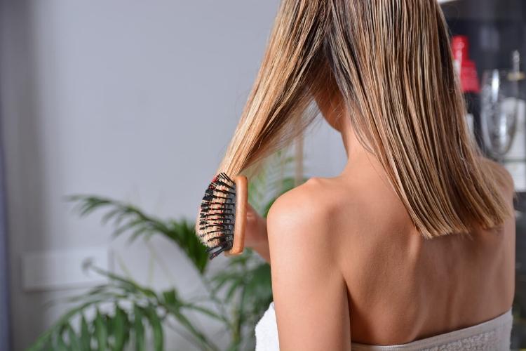 Duştan Sonra Saç Bakımı-5