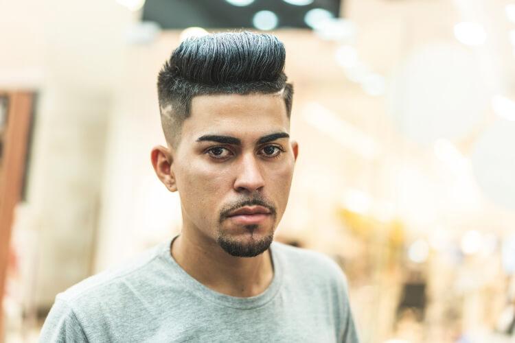 Trend Alarmı: Erkeklere Özel Punk Saç Modeli-3