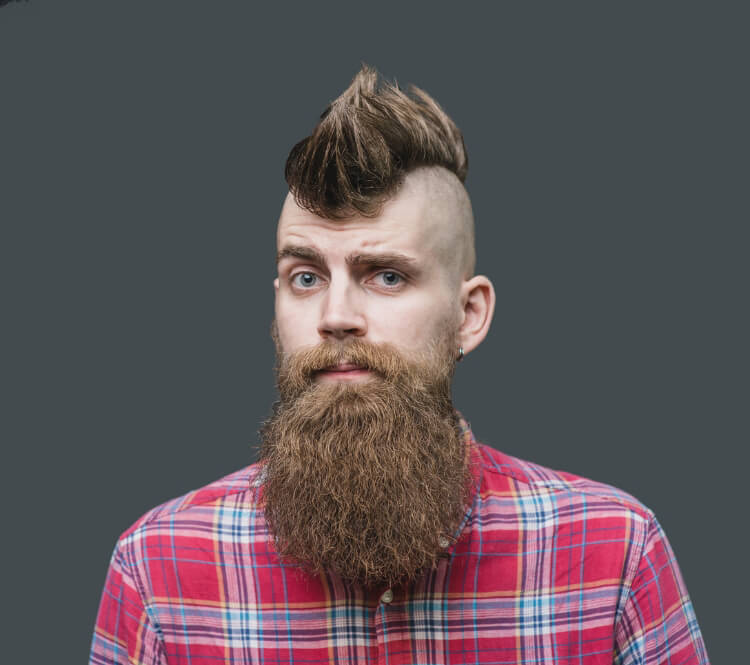 Trend Alarmı: Erkeklere Özel Punk Saç Modeli-6