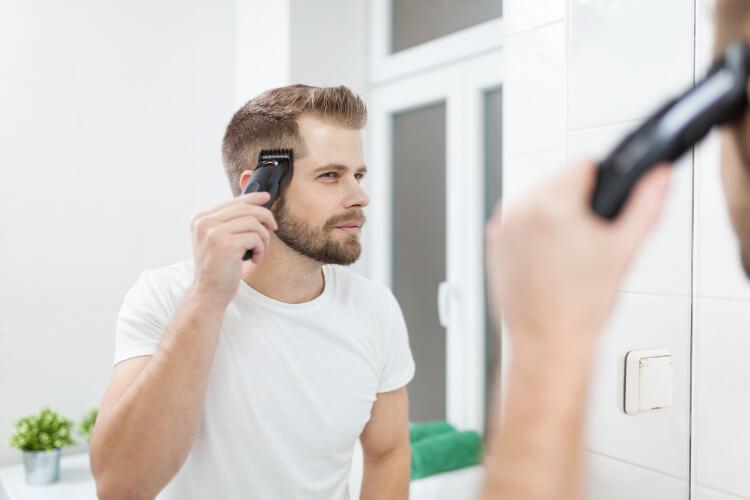 Erkekler için Evde Saç Kesimi Rehberi -3