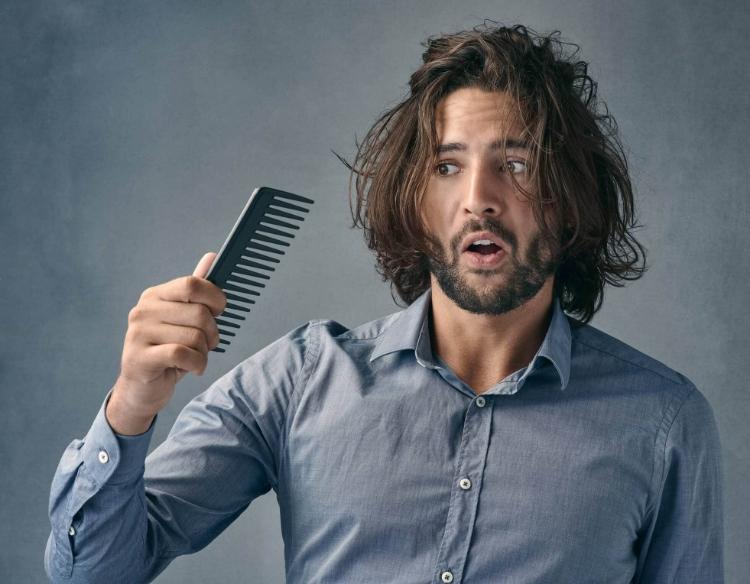 Erkek Uzun Saç Bakımı Nasıl Yapılır?-5