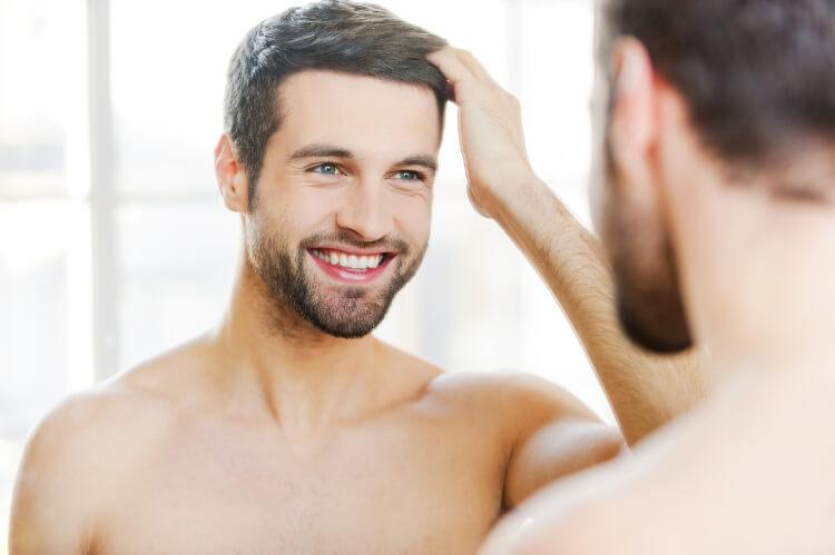 Kuru Ve Kırılgan Saçlar İçin Erkeklere Özel Öneriler-5