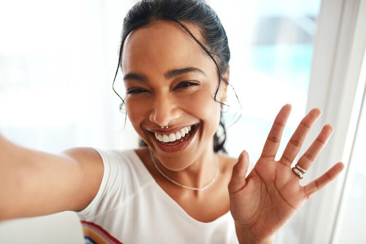 Fotojenik Bir Gülümsemenin Anahtarı-1