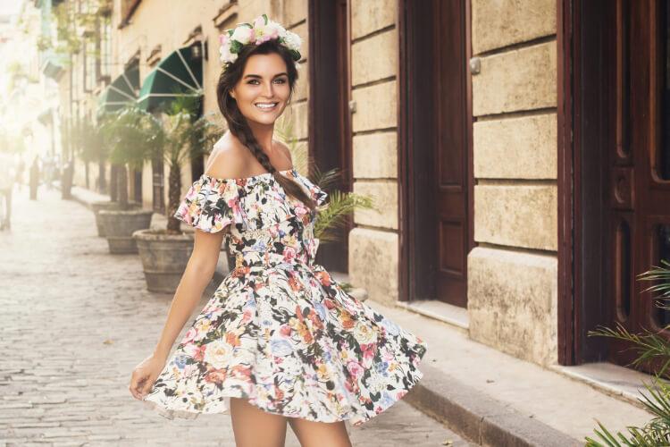 Hangi Elbiseyle Hangi Saç Modeli?-3