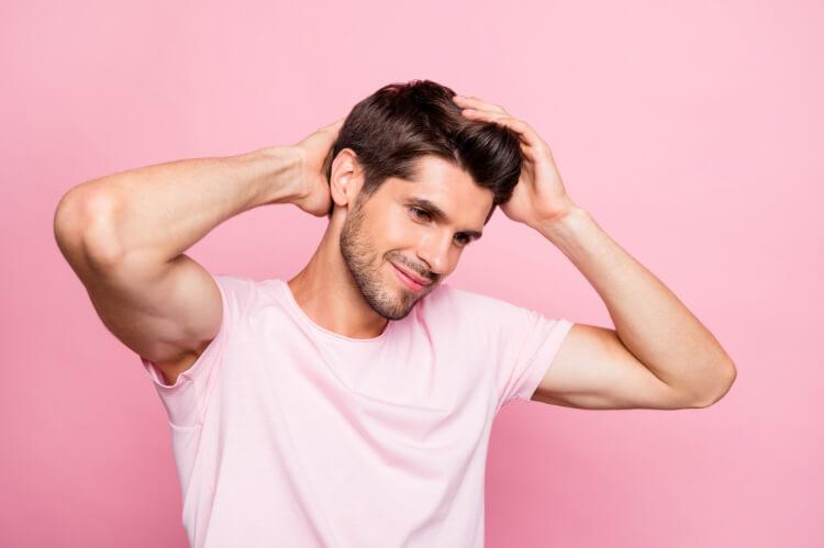 Erkek Saç Bakımı: Kuru ve Yağlı Saçın Farkı-1