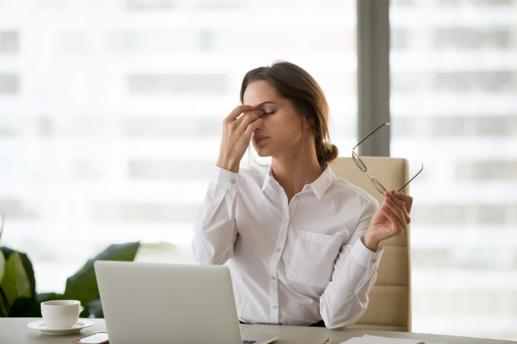 Göz Yogası Baş Ağrısını Geçirebilir mi?-1