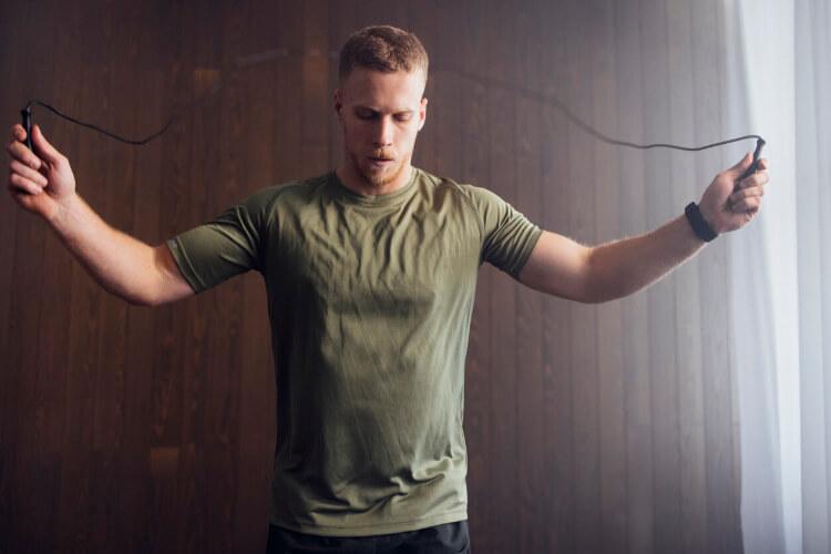 En Etkili Egzersizlerden Biri: İp Atlamak-2