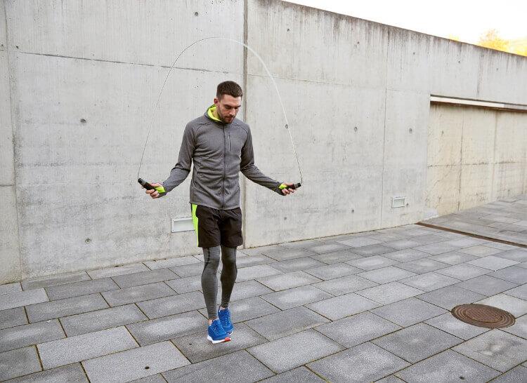 En Etkili Egzersizlerden Biri: İp Atlamak-3