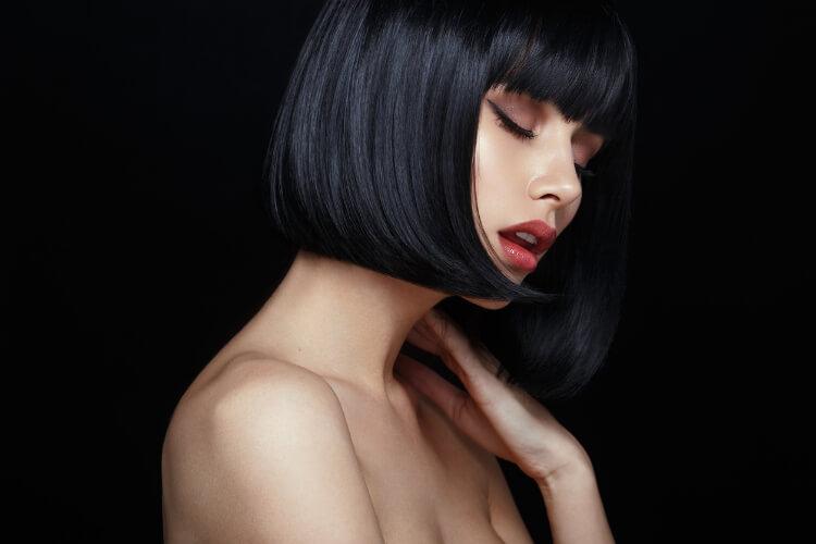 Esmerler için En iyi Saç Renkleri ve Kesimleri-5