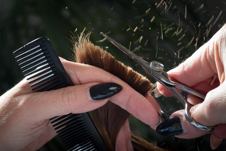 Evde Saç Nasıl Kesilir? -3
