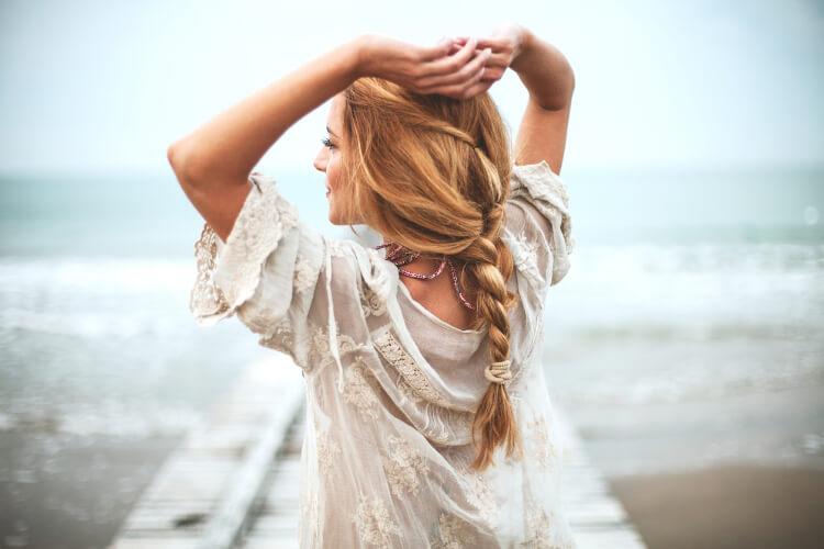 İnce Telli Saçları Dolgun Gösteren Saç Modelleri-2
