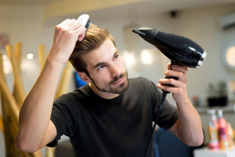 Erkekler İçin Dalgalı Saç Modelleri-2