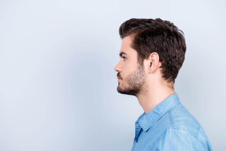 Erkekler için Yandan Ayrılmış Saç Modelleri-4