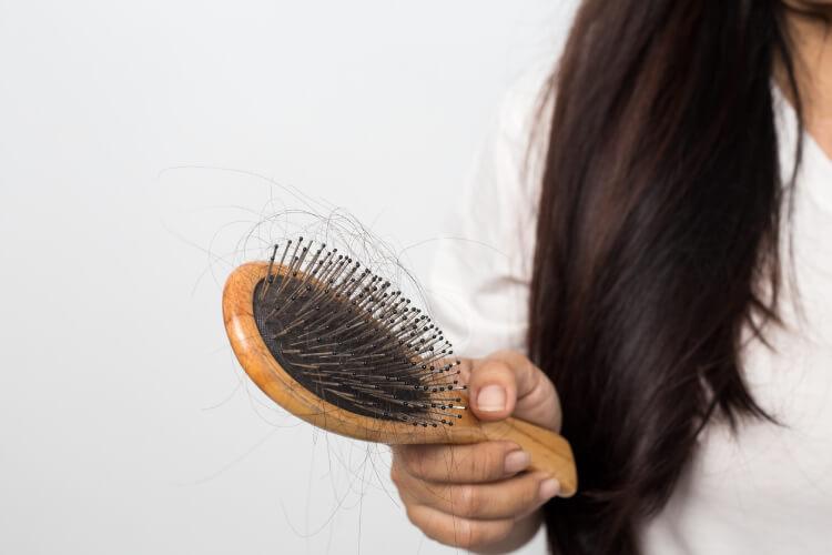 Strese Bağlı Saç Dökülmesi-2