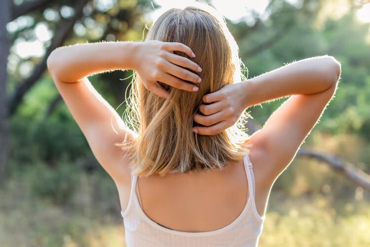 Saçınızı Güneşten Koruyacak Doğal Tarifler-1