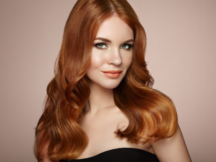 Kızıl Saç Renkleri Dosyası: Kızılın Tüm Tonları-1
