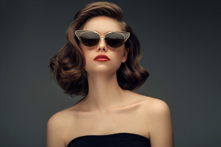 Kumrallar için Kısa Saç Modelleri-5