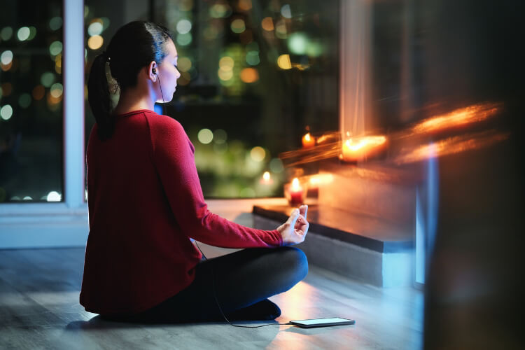 Yeni Başlayanlar için Evde Meditasyon: Nedir, Nasıl Yapılır?-2