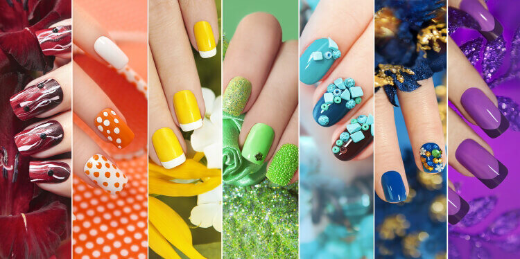 2021 İlkbahar-Yaz Sezonu Nail Art Trendleri-1