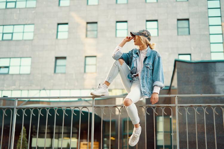 Sneaker Nasıl Giyilir?-1