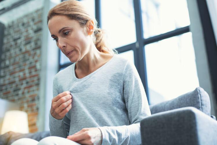 Stres Sebebiyle Oluşan Terlemeleri Yönetebilirsiniz-1