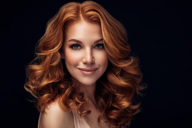 Yükselen Saç Trendi: Vişne Kızıl-3