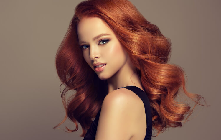Yükselen Saç Trendi: Vişne Kızıl-5