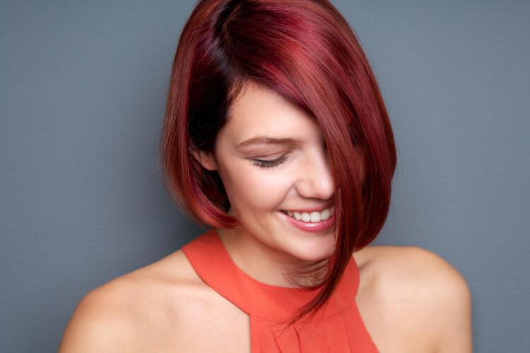 Yükselen Saç Trendi: Vişne Kızıl-9