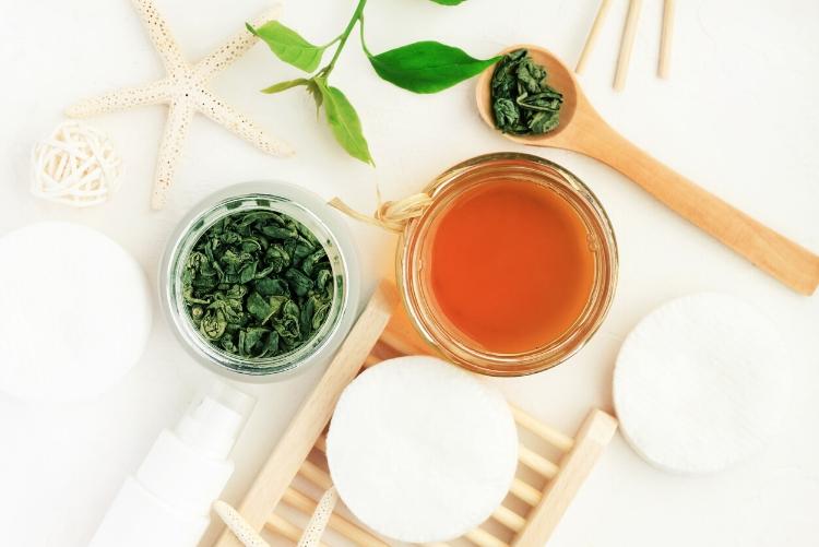 Yeşil Çayı Bakım Rutininize Dahil Edin-2