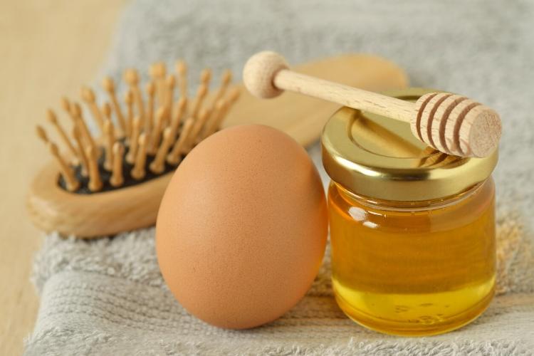 Sağlıklı Saçlar İçin Yumurta Kullanma Yolları-2