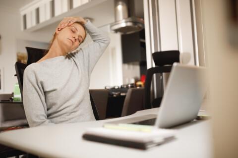 Evden Çalışmayla Artan Boyun Ağrılarına Son-4