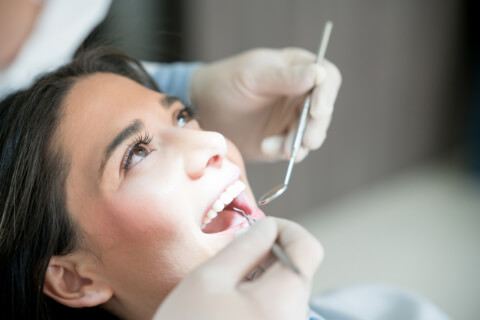 Diş Temizliği Sırasında Ne Olur? -2