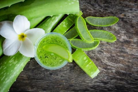 Sağlıklı Saçlar İçin İki Mucize İçerik: Sirke ve Aloe Vera-6