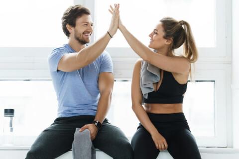 Egzersiz Sırasında Aşırı Terlemeyi Önleyin-2