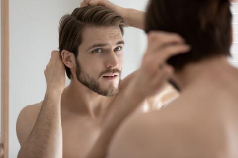 Erkeklerde Yağlı Saç Problemi Nasıl Önlenir? -2