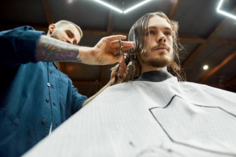 Erkek Uzun Saç Bakımı Nasıl Yapılır?-4