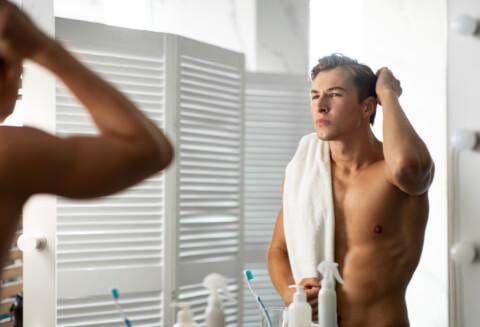 Kuru Ve Kırılgan Saçlar İçin Erkeklere Özel Öneriler-2