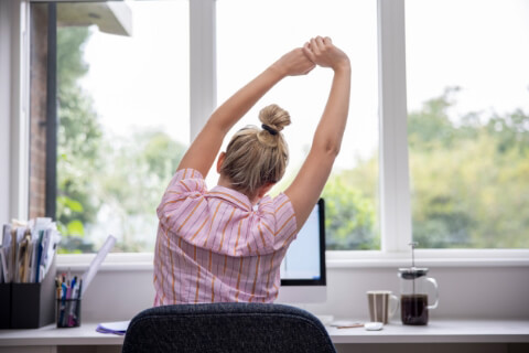 Evdeki Çalışma Alanınızın Ergonomisini Geliştirin-4