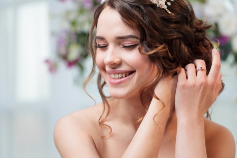 Nişan Saç Modelleri: Birbirinden Farklı Model Fikirleri -2