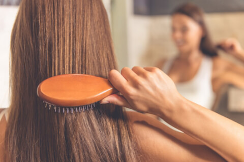 Saç Fırçası, Tarak Nasıl Temizlenir? -2