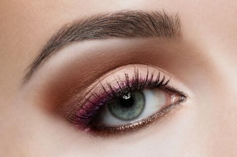 Ela Göz Makyajı-4