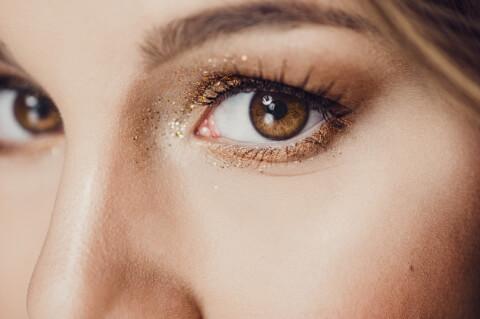 Ela Göz Makyajı-2