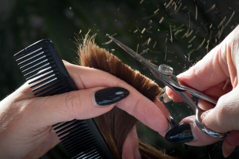 Evde Saç Nasıl Kesilir? -4