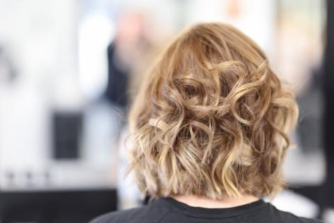 Kısa Saç Maşa Modelleri: Nasıl Yapılır? -4