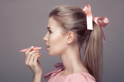 Yeni Saç Trendi: Kurdele İle Renklenen Saçlar-8